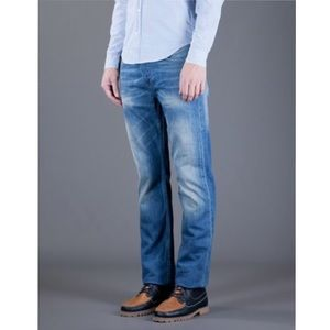 Burberry Brit Slim Fit Steadman Jeans